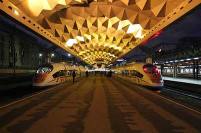 The new smart notification system will appear on 48 railway stations by the end of 2018