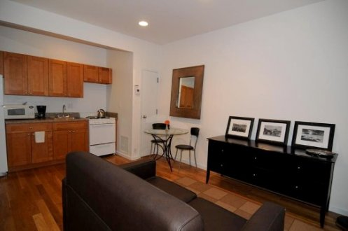 Apartment Uptown Deluxe A