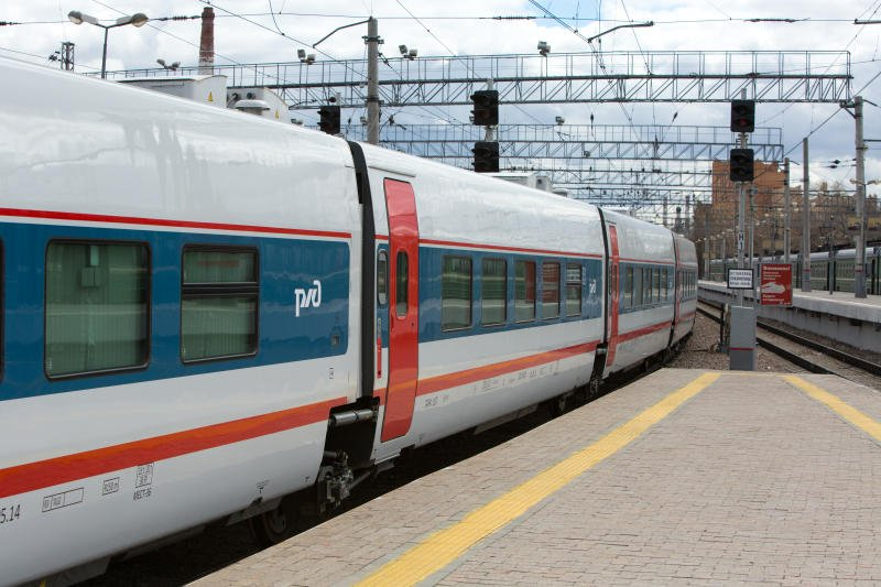 "New High-Speed Train ""Strizh"" Will Operate on Moscow - Nizhny Novgorod Route"