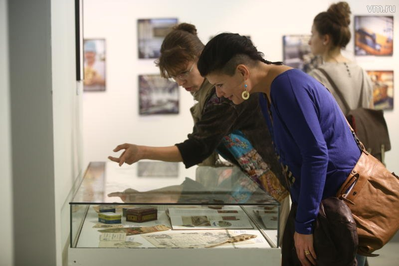 The History of the city from A to Z is on display at the Moscow Museum