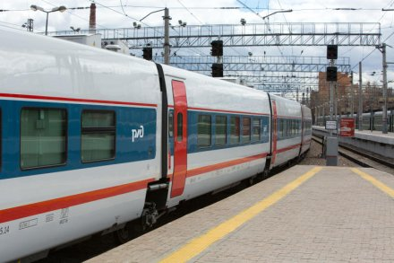 """New High-Speed Train """"Strizh"""" Will Operate on Moscow - Nizhny Novgorod Route"""