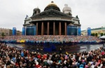 Russian Choir Sets Record