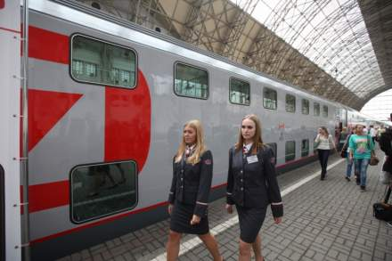 "The JSC ""RZD"" has announced changes in the formation of the trains"