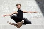 American Dancer at the Mariinsky