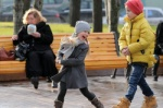 Temperature in Moscow hits records