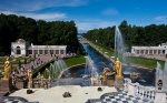 Peterhof Fountains Will Start Working on April 25th