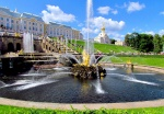 Peterhof Fountains to be Launched on April 23rd
