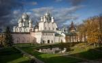 Rostov Veliky - an impressive cruise stop