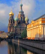 St. Petersburg's 310th Birthday