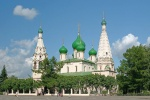 Uglich � a Popular Stop on Moscow to St. Petersburg River Cruise