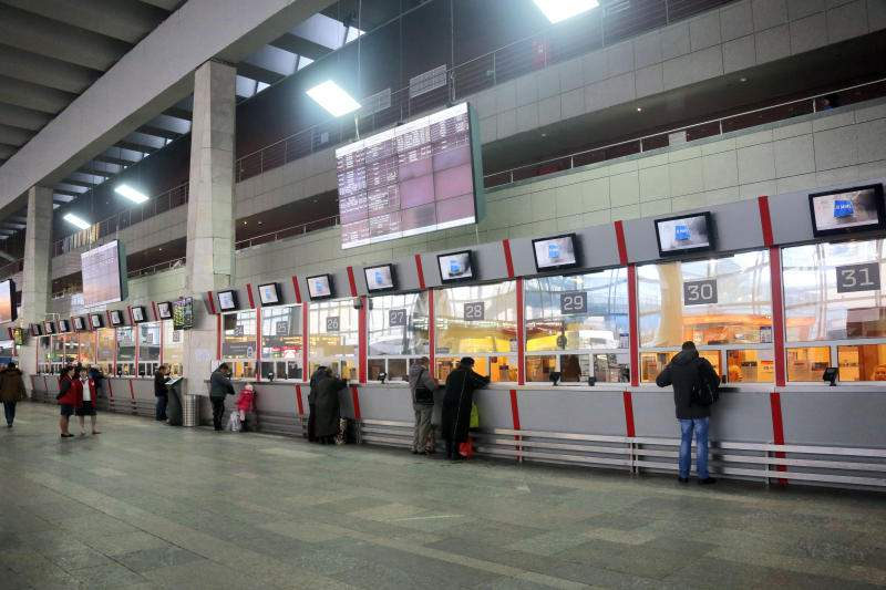 Tickets for all Russian trains will be available 60 days before the departure