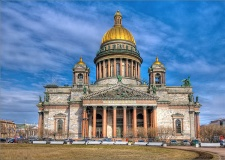 5 days and 4 nights in St. Petersburg