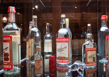 Moscow  Vodka museum w/transport (excursion only)