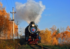 Group tour Great Trans-Siberian Journey from Moscow to the Pacific Ocean