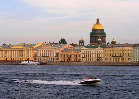 St. Petersburg - Moscow Cruises | Express To Russia