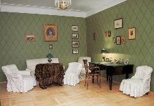 Moscow  The Anton Chekhov house museum tour w/transport