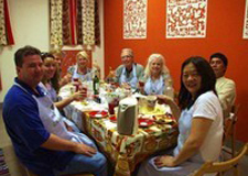 St. Petersburg  Russian Cooking Class. Traditional Russian dinner