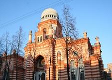 St. Petersburg  Jewish Heritage of St. Petersburg Tour w/transport