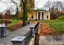 St. Petersburg  Tour to Pushkin & Pavlovsk