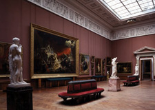 San Pietroburgo  Visita al Museo Russo senza trasporto