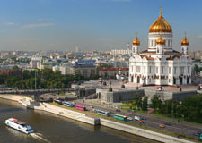 Moscow  City tour w/transport