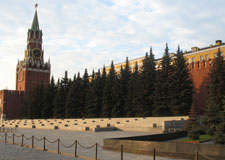 Moscow  Kremlin, Red Sq, Cathedrals and Armory w/transport