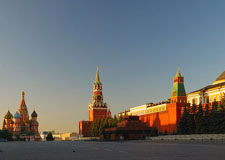 Moscow  Kremlin, Red Sq., Cathedrals, Armory, Diamond Fund w/transport