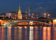 Moscow  City walking tour