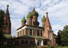 Golden Ring: Vladimir, Bogolyubovo, Suzdal, Kostroma, Yaroslavl, Rostov, Sergiev Posad 4 days 3 nights