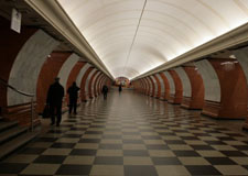 Moscow  Moscow Metro walking tour