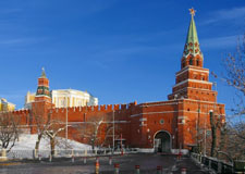 Moscow  Kremlin, Red Sq., Cathedrals & Armory walking tour