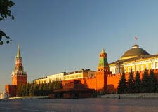 Moscow  Kremlin, Red Sq., Cathedrals & Diamond Fund w/transport