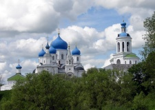 Golden Ring: Sergiev Posad, Vladimir, Suzdal, 2 days 1 night (hotel in Vladimir)