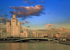 Moscow - St. Petersburg (8 Days and 7 Nights)