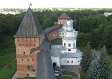 San Pietroburgo  Escursione a Novgorod - l