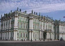 St. Petersburg  Hermitage tour w/transport