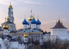 Moscow  Tour to Sergiev Posad w/transport