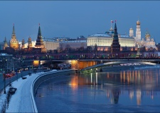7 days and 6 nights in Moscow