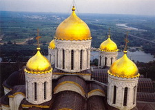 Two capitals and the Golden Ring: Moscow, Sergiev Posad, Vladimir, Suzdal, Saint Petersburg, 9 days, 8 nights