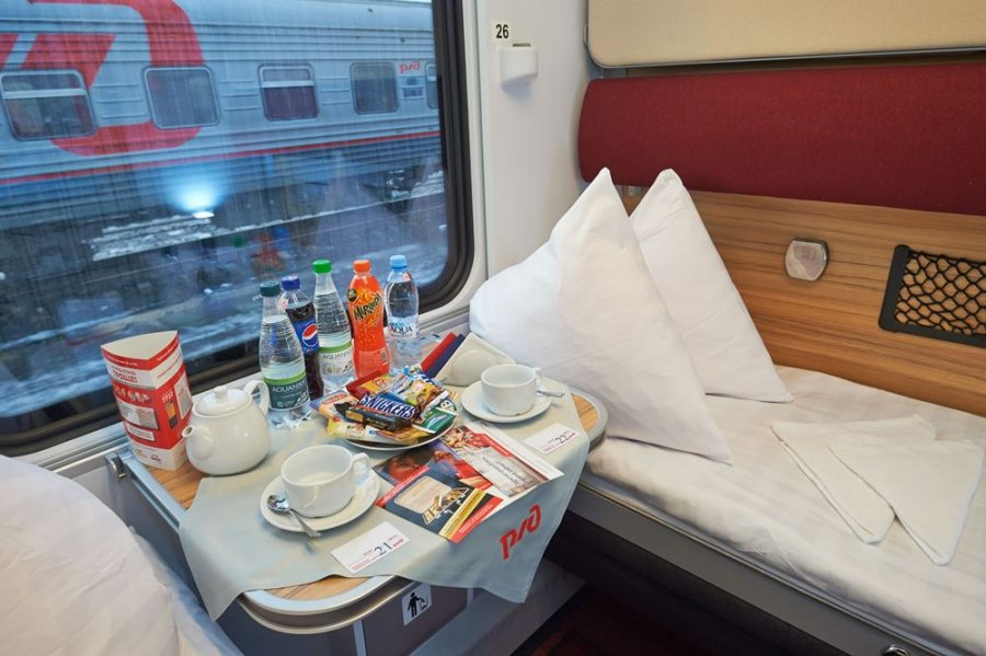 Travel From Berlin To Moscow By Train