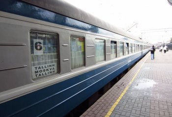 Estonia: Moscow – Tallinn train