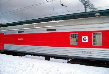 Vilnius train