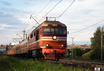 #91/92 Saint Petersburg - Vilnius  train