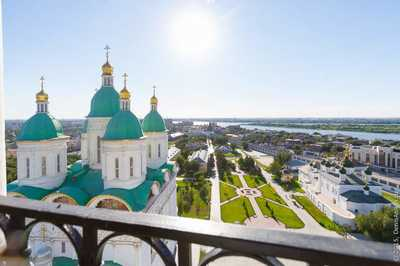 The tourist flow to the Astrakhan region has increased