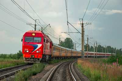Lithuania cancels Vilnius - St. Petersburg trains