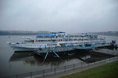 Cruise Season is Over in Russia