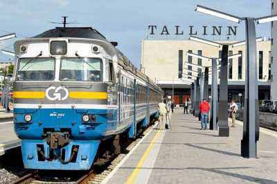 Tallinn - St. Petersburg and Tallinn - Moscow trains will be cancelled