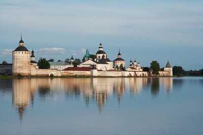 Goritsy  - St. Cyril on the White Lake Monastery