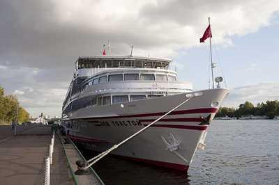 Cruises on 'Leo Tolstoy' vessel