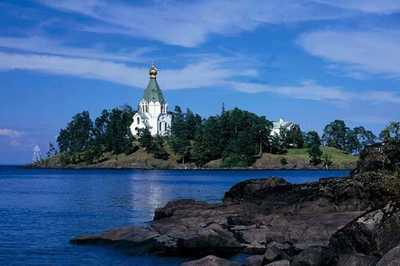 Valaam Pilgrimage Service